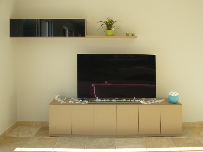 Meuble TV épuré